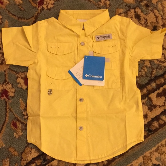 83e696ae Columbia Shirts & Tops | New 4t Boys Pfg Terminal Tackle Shirt Boy ...